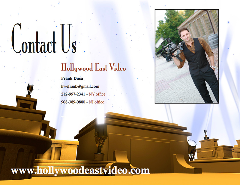 Hollywood East Video